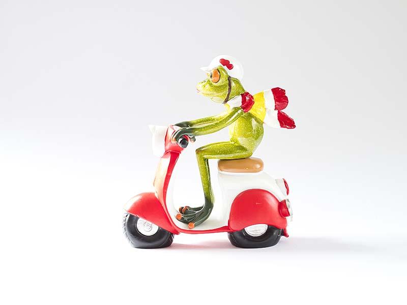 Oetel op scooter, Oetelbeeldjes